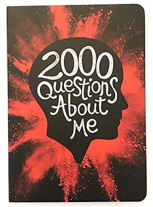 2000 Questions About Me