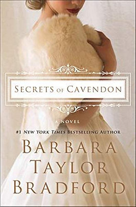 Secrets Of Cavendon, Book 4 Of Cavedon Hall Series Large Print