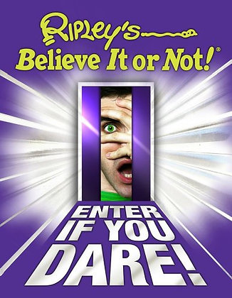 Ripley'S Believe It Or Not! Enter If You Dare (7) (Annual)