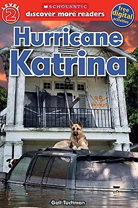 Scholastic Discover More Reader Level 2: Hurricane Katrina