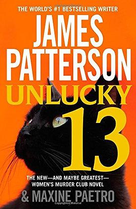 Unlucky 13 (Women's Murder Club, 13)