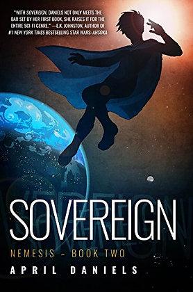 Sovereign: Nemesis - Book Two (Nemesis, 2)
