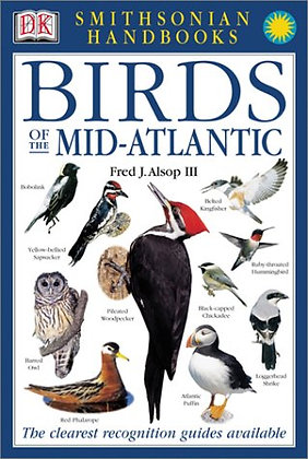 Smithsonian Handbooks: Birds of the Mid-Atlantic (Smithsonian Handbooks)