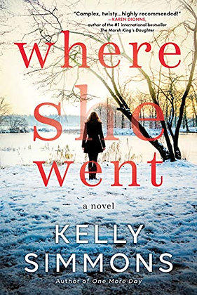 Where She Went: A Novel