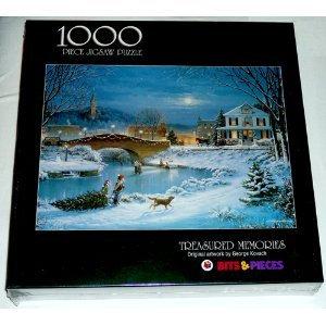 Treasured Memories 1000 Pc Puzzle