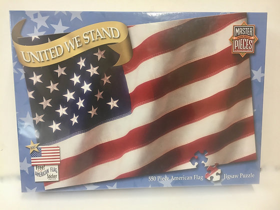 United We Stand Puzzle 550 Piece