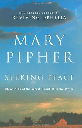 SIGNED COPY - Seeking Peace: Chronicles Of The Worst Buddhist In The World