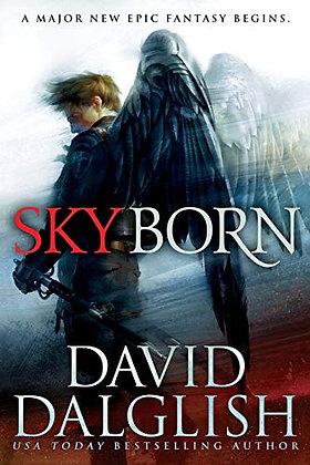Skyborn (Seraphim, 1)