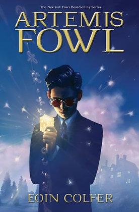 Artemis Fowl (new cover) (Artemis Fowl, 1)