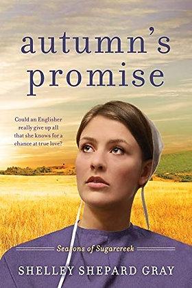 Autumn's Promise: Seasons of Sugarcreek, Book Three (Seasons of Sugarcreek, 3)