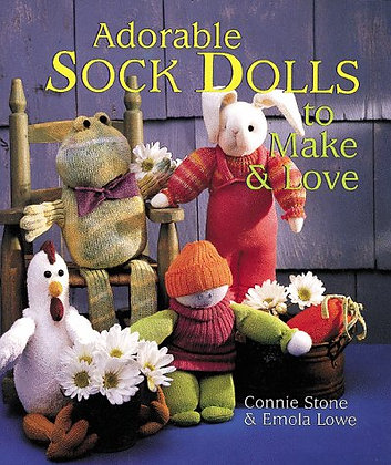 Adorable Sock Dolls To Make & Love