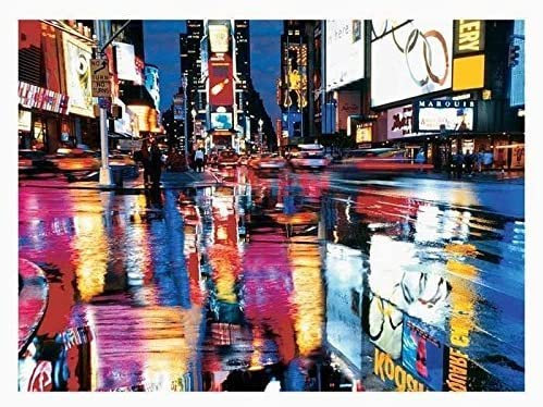 Times Square New York -1000pc Jigsaw Puzzle