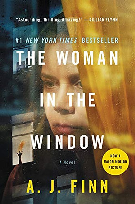 The Woman In The Window [Movie Tie-In]: A Novel