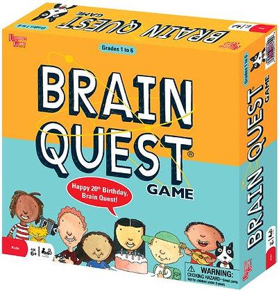 University Games Brain Quest- 20th Anniversary Game