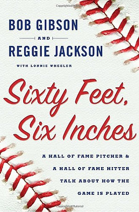Sixty Feet, Six Inches: A Hall of Fame Pitcher & a Hall of Fame Hitter Talk Abou
