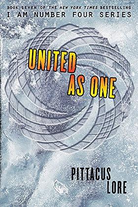 United as One (Lorien Legacies, 7)