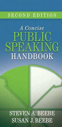 A Concise Public Speaking Handbook