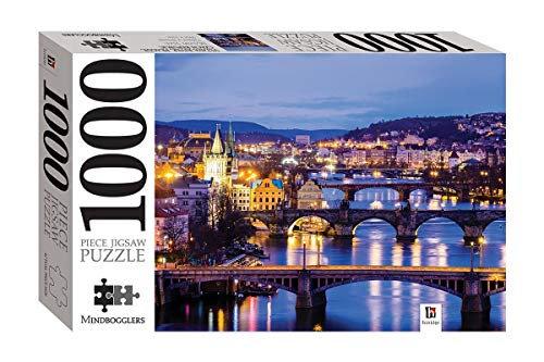 Vltava River, Prague, Czech Republic 1000 Piece Jigsaw (Mindbogglers)