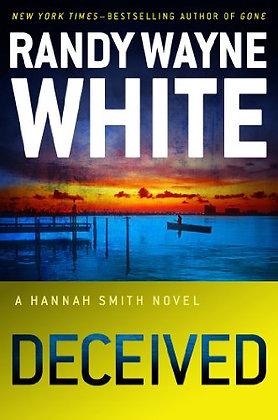 SIGNED COPY - Deceived (A Hannah Smith Novel)