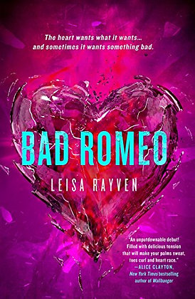 SIGNED COPY - Bad Romeo (The Starcrossed Series, 1)