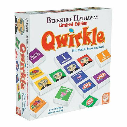 Qwirkle : Berkshire Hathaway Limited Edition