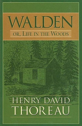 Walden, Or, Life In The Woods