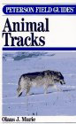A Field Guide To Animal Tracks. (The Peterson Field Guide Series)