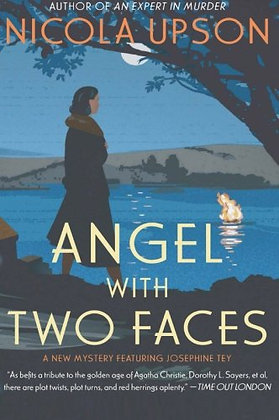 Angel With Two Faces: A Mystery Featuring Josephine Tey (Mysteries Featuring Jos