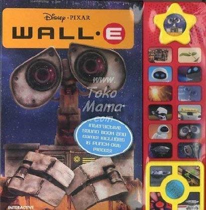 Wall E Large Sound Bk