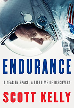 SIGNED COPY - Endurance: A Year In Space, A Lifetime Of Discovery