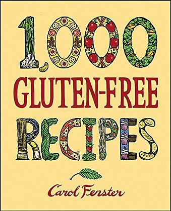 1,000 Gluten-Free Recipes (1,000 Recipes)