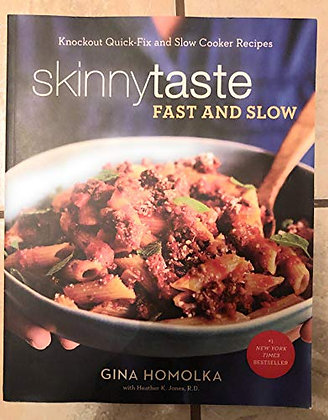 SKINNY TASTE FAST AND SLOW