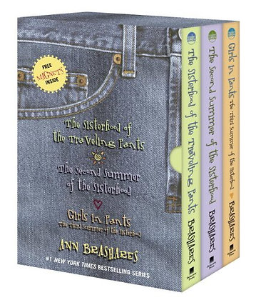 Sisterhood of the Traveling Pants / Second Summer of the Sisterhood / Girls in P