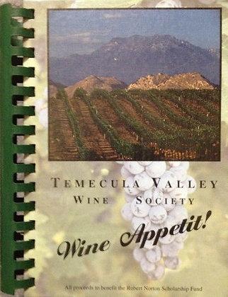 Wine Appetit ! Temecula Valley Wine Society