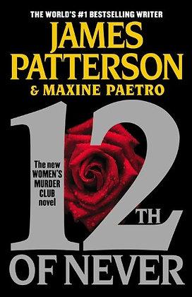 12Th Of Never (Women's Murder Club, 12)
