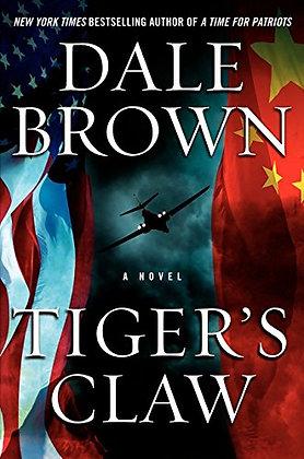 Tiger's Claw: A Novel (Brad McLanahan, 1)