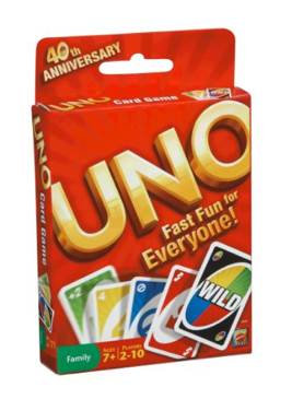UNO Card Game (Various Editions)