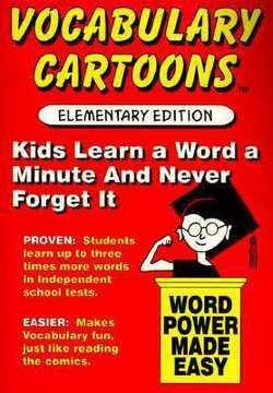 Sam Burchers: Vocabulary Cartoons : Word Power Made Easy