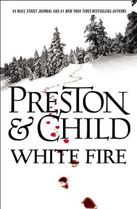 White Fire (Agent Pendergast Series, 13)
