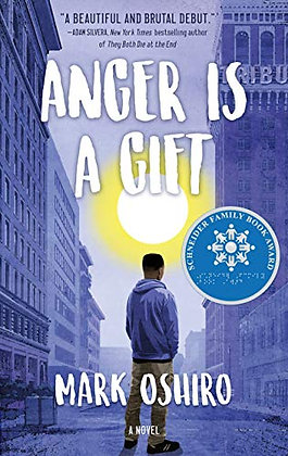 Anger Is A Gift: A Novel