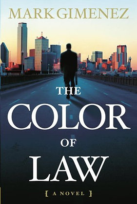SIGNED COPY - The Color Of Law: A Novel