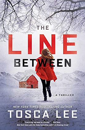 SIGNED COPY - The Line Between: A Novel (1)