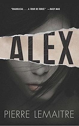 Alex: The Commandant Camille Verhoeven Trilogy
