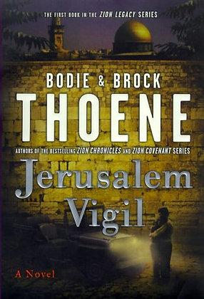 SIGNED COPY - Jerusalem Vigil (The Zion Legacy Series)