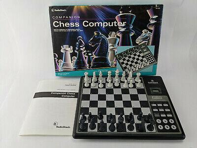 Sensory Chess Computer