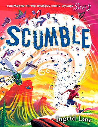 Scumble (Beaumont Family, Book 2)