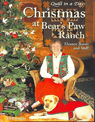 SIGNED COPY - Christmas At The Bear's Paw Ranch