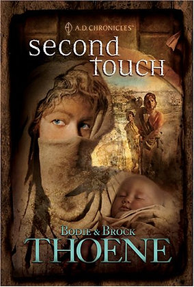 Second Touch (A. D. Chronicles, Book 2)