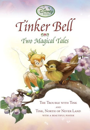 Tinker Bell: Two Magical Tales (Disney Fairies / A Stepping Stone Book)