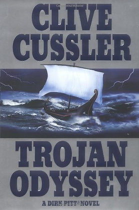 Trojan Odyssey (Dirk Pitt Adventure)